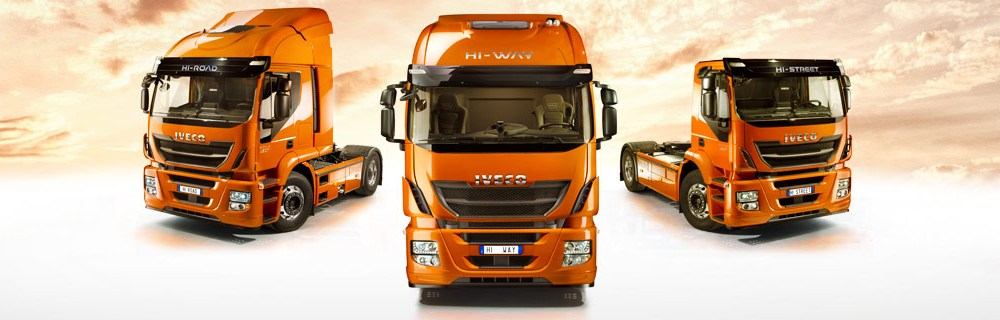 iveco stralis banner
