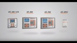 LOVATO Electric — Automatic transfer switch controllers ATL series
