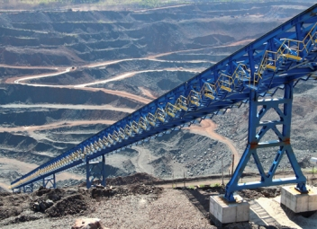 Crushing and conveyor complex